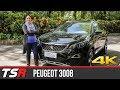 Peugeot 3008 - Como traído del futuro  | Monika Marroquin
