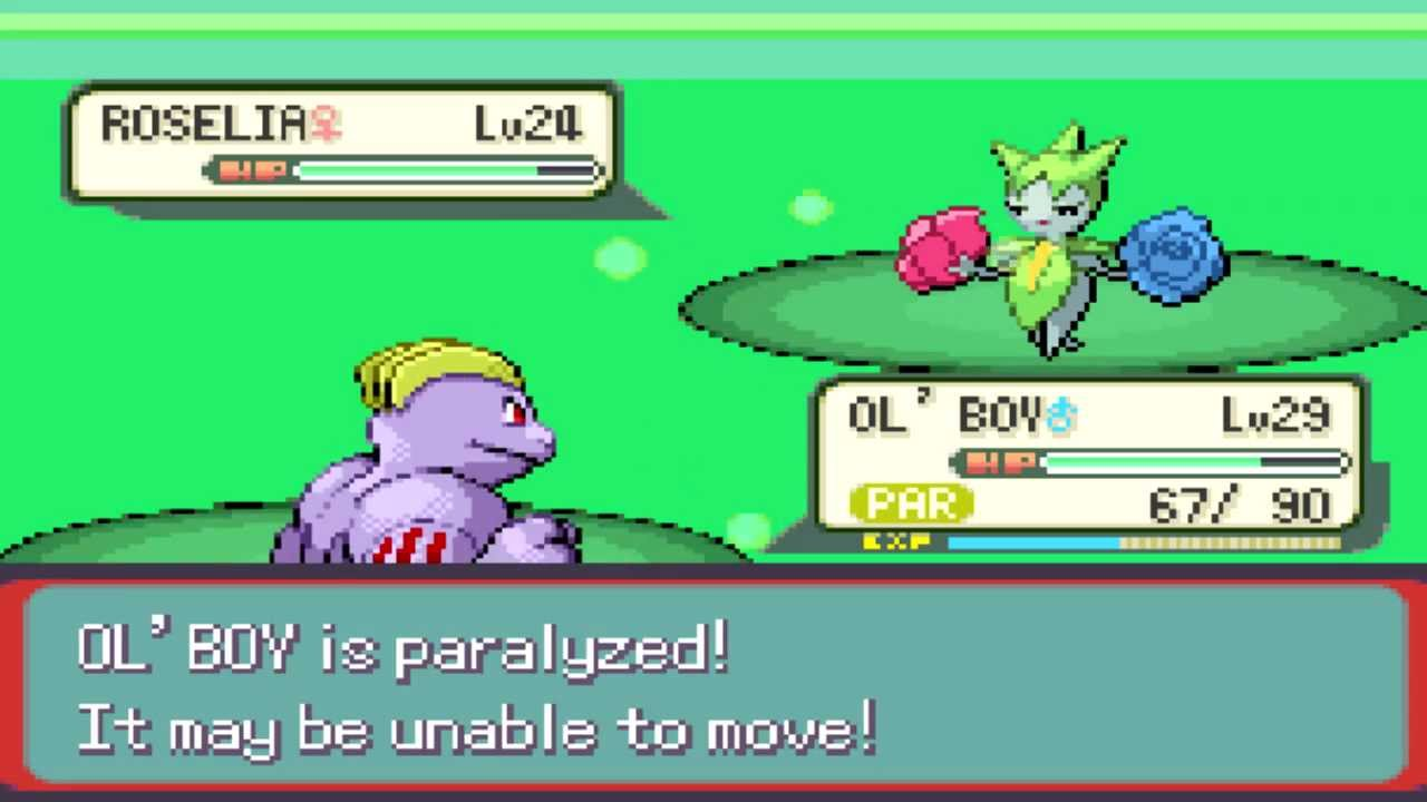 Pokemon victory fire phantump evolution