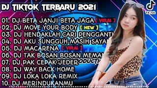 Dj Beta Janji Beta Jaga X Move Your Body Remix Viral Tiktok Full Album 2021