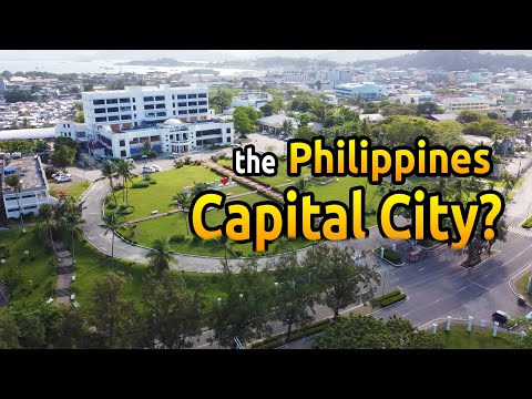 This place was once the CAPITAL of the PHILIPPINES