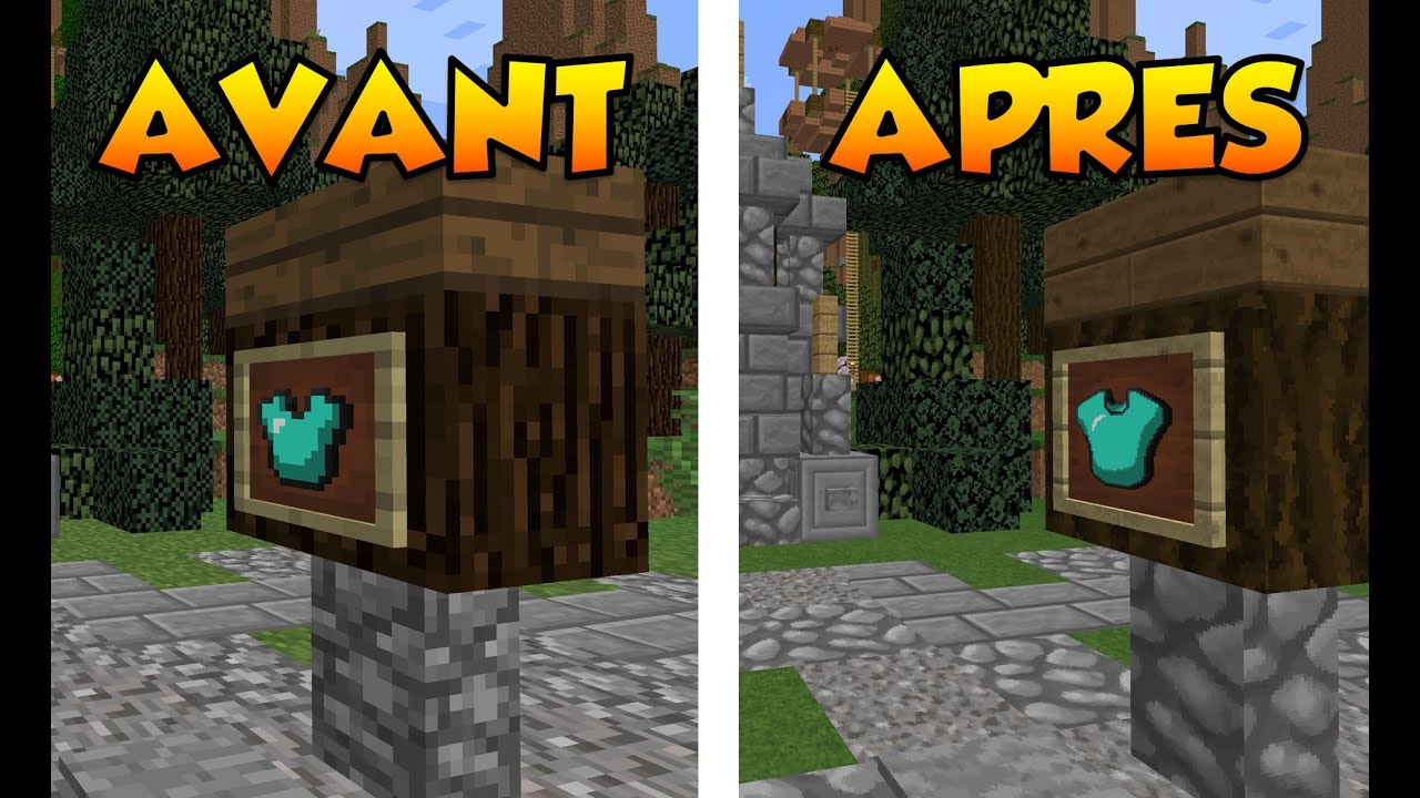 LE TEXTURE PACK QUI REND MINECRAFT BEAU - FAITHFUL TEXT... | Doovi