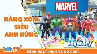 #Toy Story | Hàng Xóm Siêu Anh Hùng - Câu Chuyện Đồ Chơi