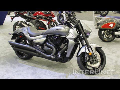 2020 Suzuki Boulevard M109R BOSS 1783 cc Touring Bike