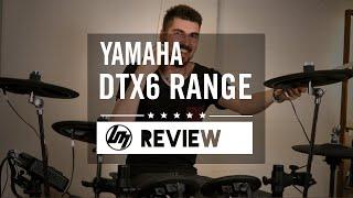 Yamaha DTX6K/DTX6K2/DTX6K3 Electronic Drum Range | Better Music