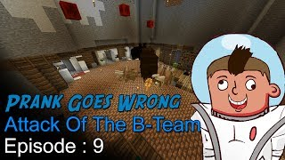 attack of the b team episode 9 اتاك اوف ذا بي تيم