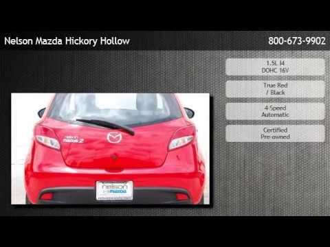 2012 Mazda MAZDA2 4dr HB Auto Sport Hatchback   Locustwood