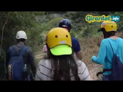 Ruta ecológica la Morada del Viento (Las Cavernas) en Girardot