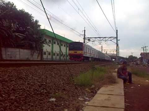 kereta api kranji