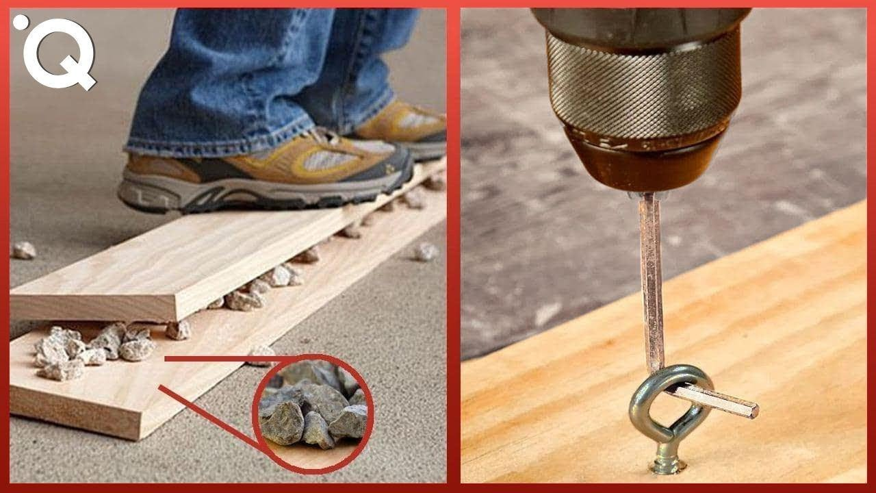 Genius Woodworking Tips & Hacks That Work Extremely Well