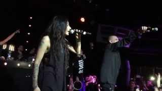 Баста Feat Тати Шар Live NY 29 01 15 HD