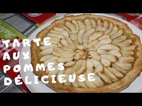 délicieuse-tarte-aux-pommes