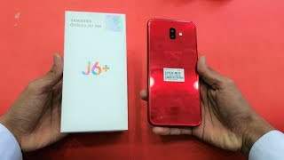 Samsung Galaxy J6 Plus (2018) - Unboxing & Camera Review! - (FHD)