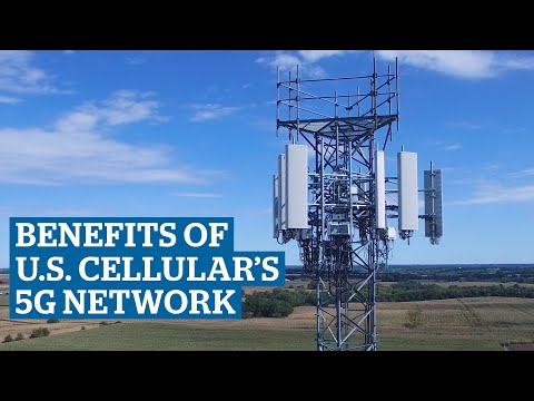The Benefits Of U.S. Cellular's 5G Network