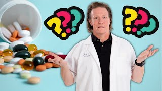 Ibuprofen vs Aleve vs Tumeric vs Tylenol. Pharmacist Chris Compares.