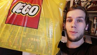 VLOG: Возвращение и новинки Лего Криэйтор (Brick Live #38)