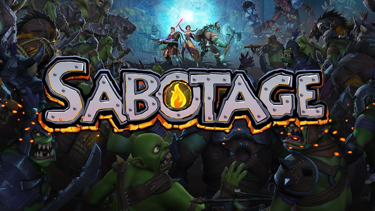 sabotage a new versus mode for orcs must die unchained - Orcs Must Die