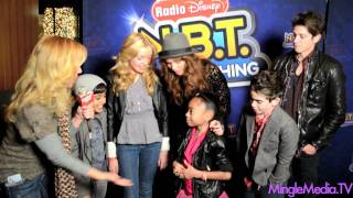 The Cast of 'Jessie' at Radio Disney's Season 4