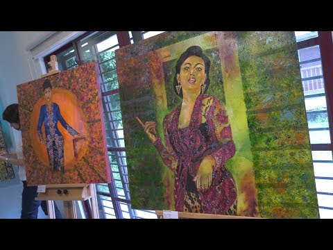'The Third Act' of a self-taught artist