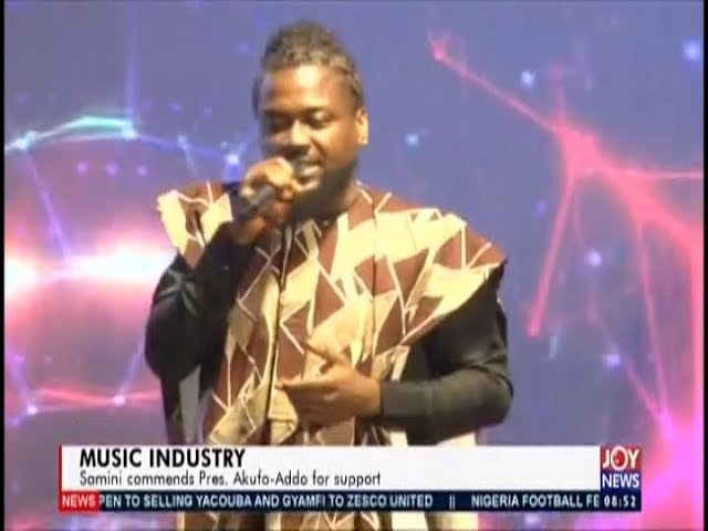 GHANA MUSIC INDUSTRY: We are lost as an industry - Kelvyn Boy