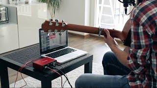 Mobilne studio dla songwriterów by Shuttup