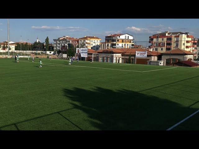 2. Yarı | Merzifonspor 1-0 Erbaa Gençlik Spor