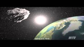 NASA confirms asteroid 2015 TB145 approaches Earth on Halloween