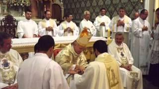 Baixar Ordenação Presbiteral Salesianos, Pe. Tiago Eliomar