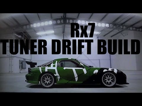 Need For Speed Carbon - Tuner Drift Build (Rx7)