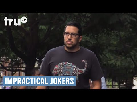 Impractical Jokers - Running the Gauntlet