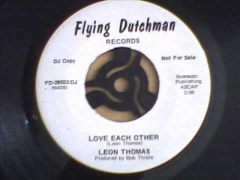 Leon Thomas - Love Each Other.
