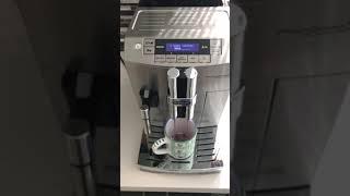DeLonghi Prima Donna Grinding Problems Video #2
