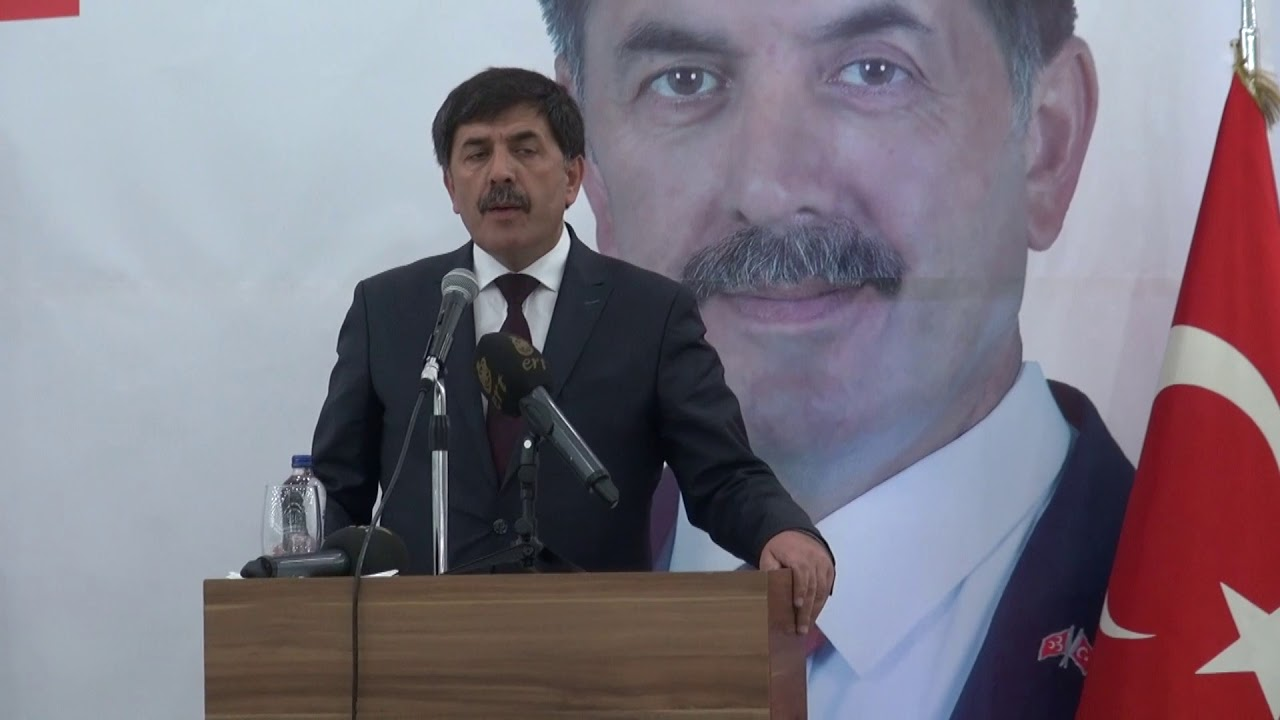 MHP Erzincan Belediye Başkan Adayı Bekir Aksun Projelerini Anlattı