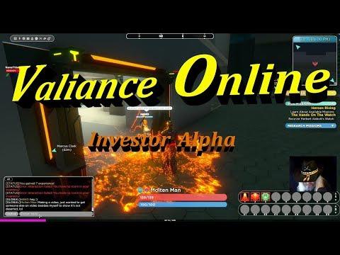 "Valiance Online Investor Alpha ""CoH Spititual Successor"" 3-26-18"
