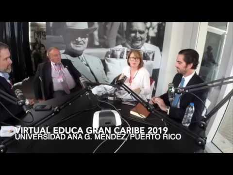 Virtual Educa Gran Caribe 2019 Puerto Rico