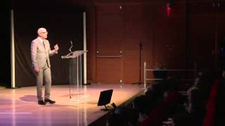 Food Physics: Bill Yosses at TEDxManhattan