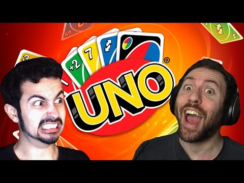 GETTING SCREWED | UNO Part 1