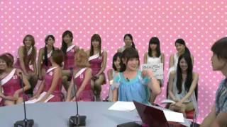 【2014.08.04 ONAIR】 MC 吉田尚記アナウンサー アシスタント アイドリング!!! 27号 高橋...