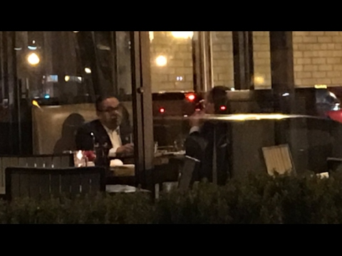 EXCLUSIVE: Keith Ellison & Tom Perez Seen Breaking Bread