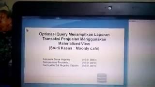 Multiple Display Presentation, Tampilan Di Laptop Bisa Beda Dengan Tampilan Di Projector Screen