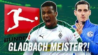 Kann Gladbach Meister werden? Hannover steigt ab? Bremen international? Bundesliga XXL-Q&A Teil 1