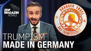 Trump-Wahnsinn made in Germany! | ZDF Magazin Royale