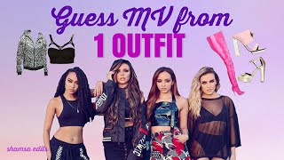 Can YOU Guess the Little Mix Music Video from ONE OUTFIT?