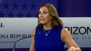 Senate candidate claims rival backed treason
