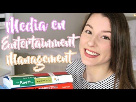 MIJN OPLEIDING! Media & Entertainment Management - All About Leonie