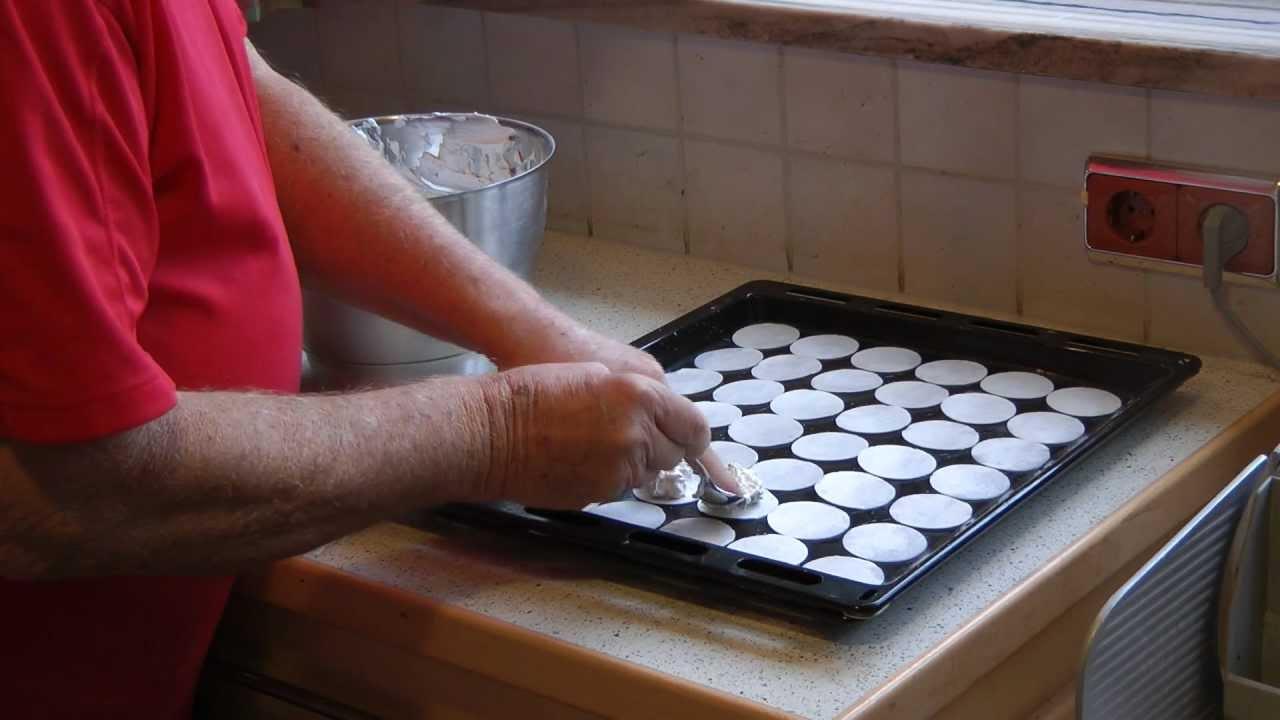 Wespennester kekse