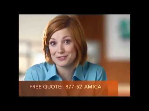 amica mutual insurance company tv commercial youtube. Black Bedroom Furniture Sets. Home Design Ideas