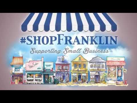 #shopFranklin - supporting small business / Simons Furniture