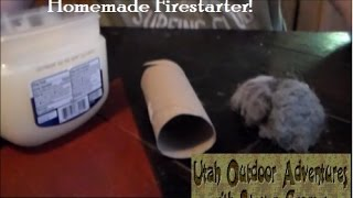 DIY Tuesday: Make your own fire starter for cheap!
