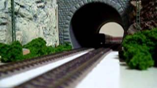 Europe Rail  Model railroad Modelleisenbahn HO SBB Re4 4 TEE+RENFE talgo