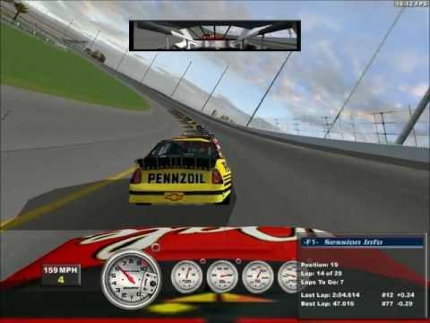 NR2002 - Crazy Final Laps At Daytona